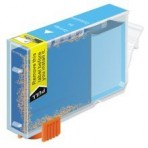 CLI-521 Cyan Compatible Inkjet Cartridge With Chip