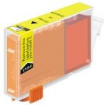 CLI-521 Yellow Compatible Inkjet Cartridge With Chip