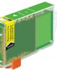 CLI-8 Green Compatible Inkjet Cartridge With Chip