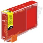 CLI-8 Red Compatible Inkjet Cartridge With Chip