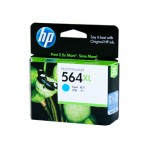 HP #564 Cyan XL Ink CB323WA