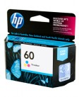 HP #60 Tri Colour Ink CC643WA