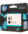 HP #61 Black Ink CH561WA