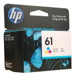 HP #61 Tri Colour Ink CH562WA