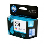 HP #901 Tri Colour Ink CC656AA