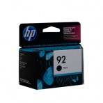 HP #92 Black Ink Cart C9362WA