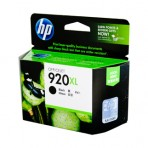 HP #920 Black XL Ink CD975AA