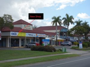 We have moved to Shop 1a/465 Oxley Drive Runaway Bay